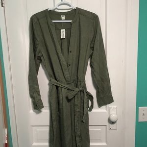 Old Navy Other - Army green jumpsuit
